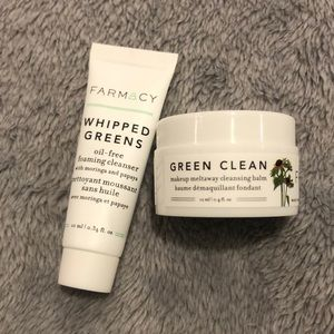 Farmacy Cleansing Balm & Cleanser Duo